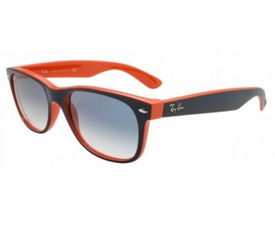 Óculos de Sol Ray Ban New Wayfarer RB 2132 55 789/3F