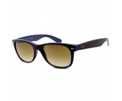 Óculos de Sol Ray Ban NEW WAYFARER 2132 874/51 Tam: 52 e 55