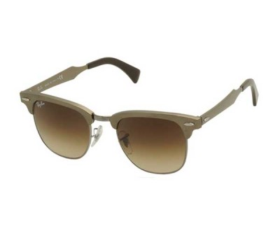 Óculos de Sol Ray Ban Clubmaster RB 3507 139/85 Tam: 49 e 51