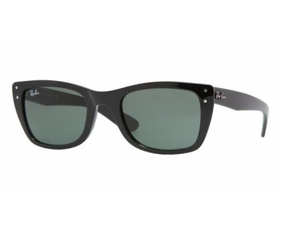 Óculos de Sol Ray Ban Wayfarer RB 4148 0601 Tam: 49, 52 e  55