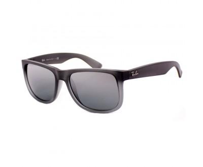 Óculos de Sol Ray Ban Justin RB 4165 852/88 SEMI ESPELHADO