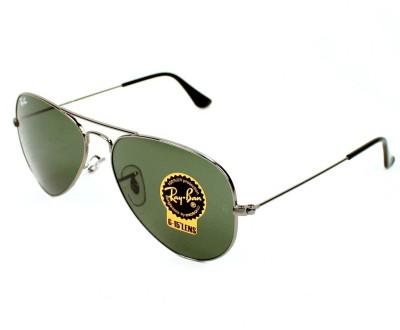 Óculos de Sol Ray Ban Aviador RB 3025 W3236 55