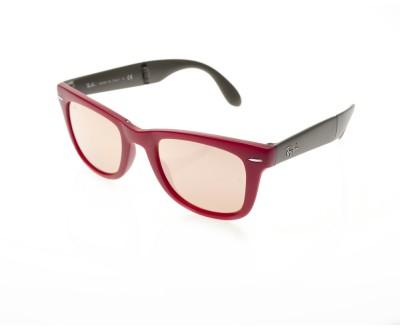 Óculos de Sol Ray Ban Wayfarer Folding RB 4105 6050/Z2 50 (DOBRAVEL)