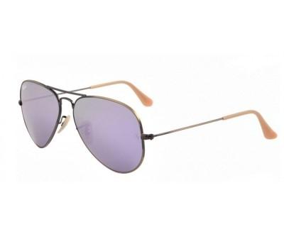 Óculos de Sol Ray Ban Aviador RB 3025 167/4K 58 ESPELHADO