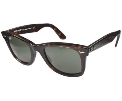 Óculos de sol - Ray Ban Wayfarer RB 2140 902 22 3N tam: 47, 50 54