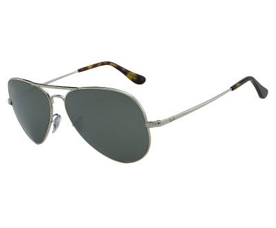 Óculos de Sol Ray Ban Aviador Ouro Branco 18K  064KN4 - ULTRA RB8029K POLARIZADO 3 PLUS tam LARGE