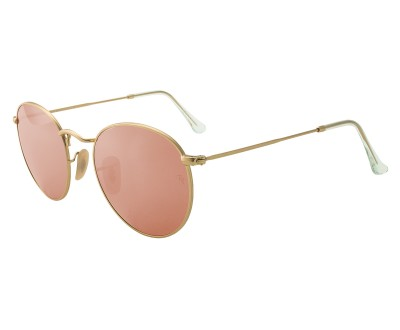 Óculos de Sol Ray Ban ROUND  RB 3447 112/Z2 50 ESPELHADO