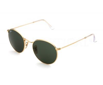 Óculos de Sol Ray Ban ROUND RB 3447 001 50