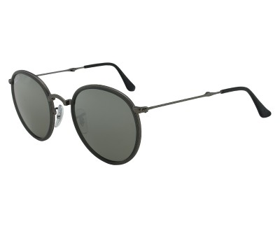 Óculos de Sol Ray Ban ROUND DOBRAVEL RB 3517 029/N8 51 3P ESPELHADO