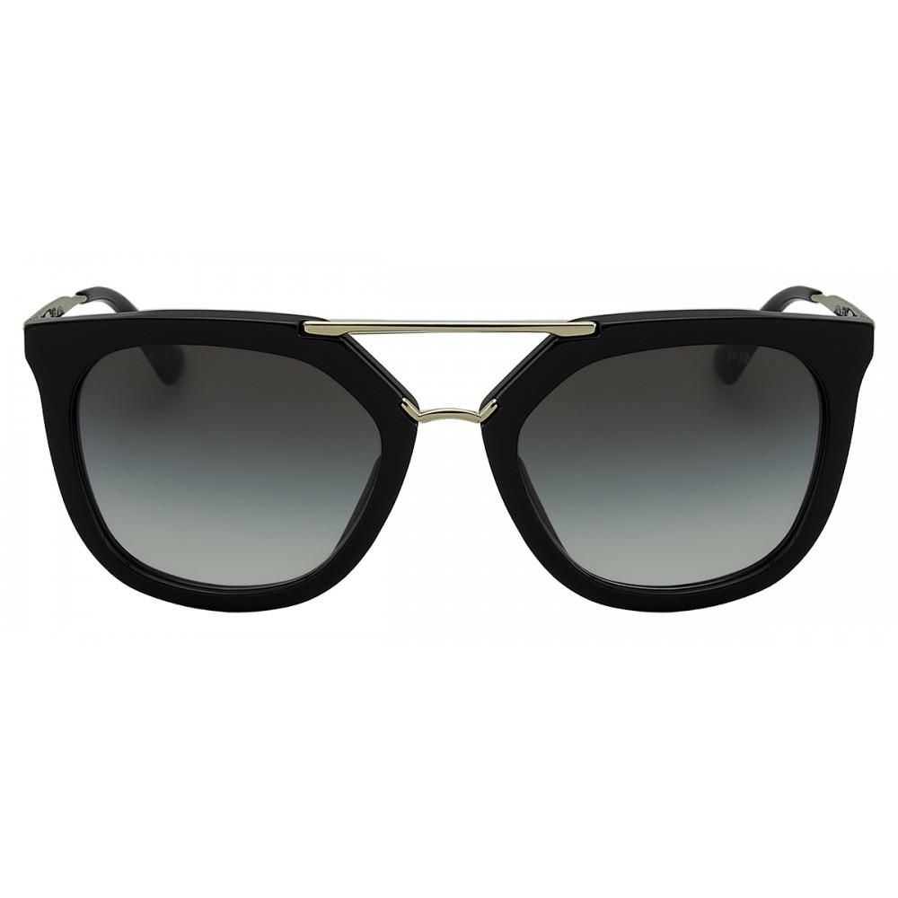 cc6bdfb09c396 Óculos de Sol Prada SPR 13Q 1AB 0A7 54 Óticas Online