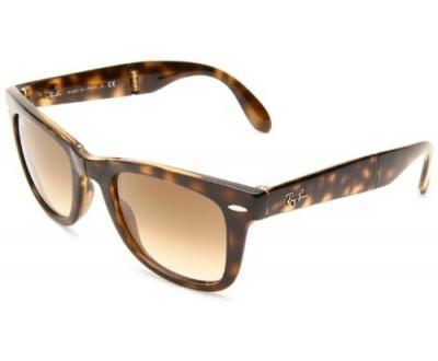Óculos de sol Ray Ban Wayfarer Folding RB 4105 710/51 50 002N (DOBRAVEL)