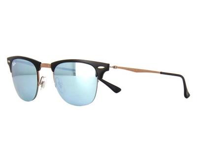 Óculos de Sol Ray Ban Clubmaster Light Ray RB 8056 176/30 51 ESPELHADO