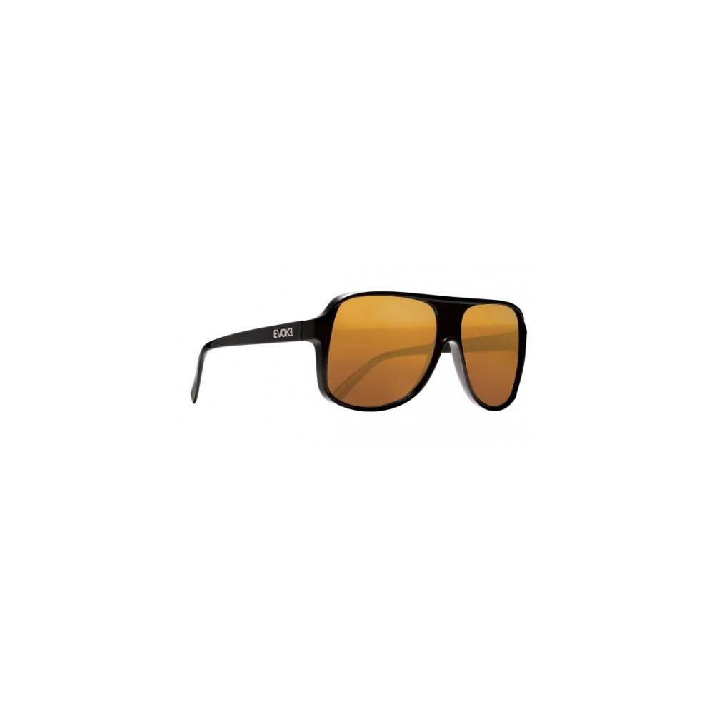 957e406bad49b Óculos de Sol Evoke EVK 04 BLACK SHINE SILVER BRONZE MIRROR GRADIENT Ver  ampliado