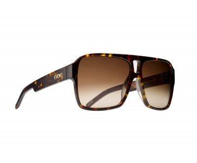 Óculos de Sol Evoke EVK 09 DEMI GOLD BROWN GRADIENT