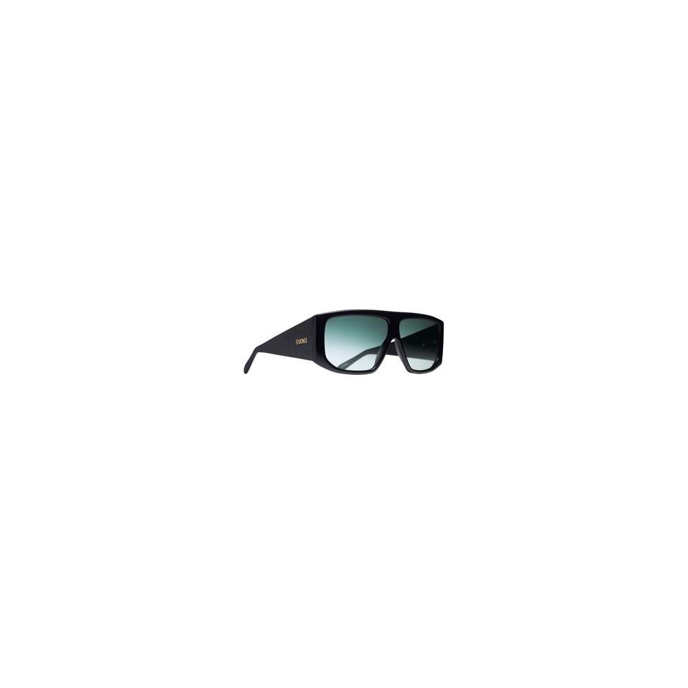 b3415ef097444 Óculos de Sol Evoke EVK 11 BLACK SHINE SILVER GREEN GRADIENT Ver ampliado