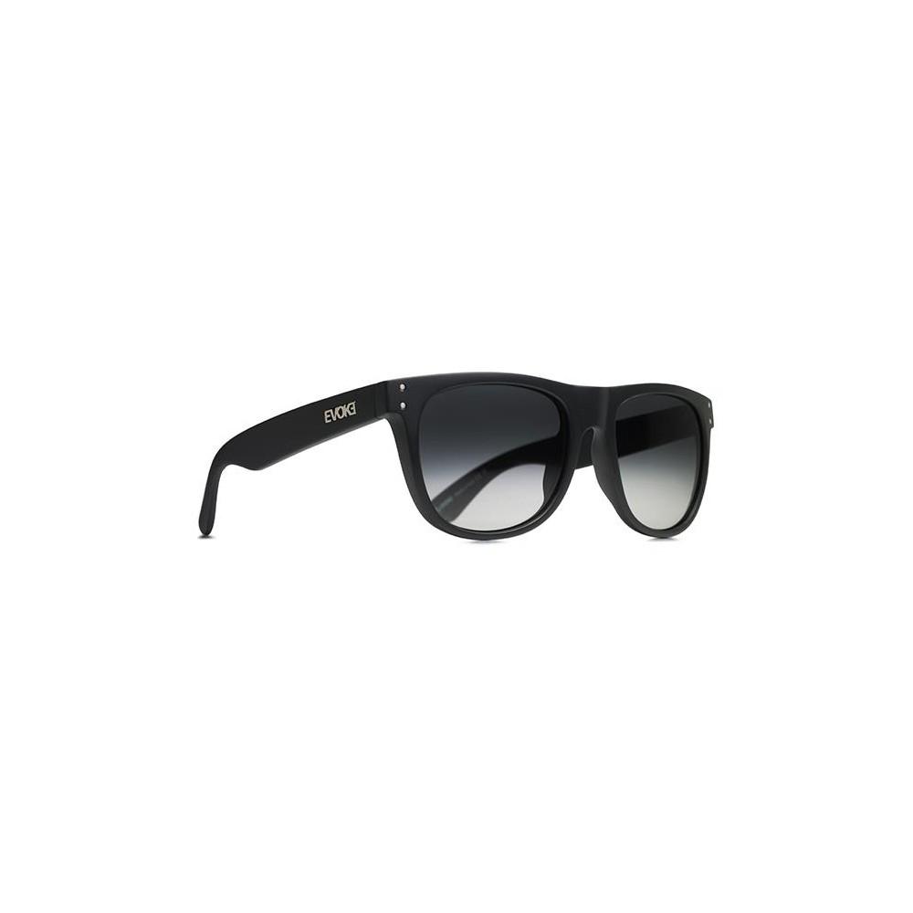 Óculos de Sol Evoke ON THE ROCKS 01 BLACK MATTE SILVER GRAY GRADIENT Ver  ampliado 3ebf2f0d6e