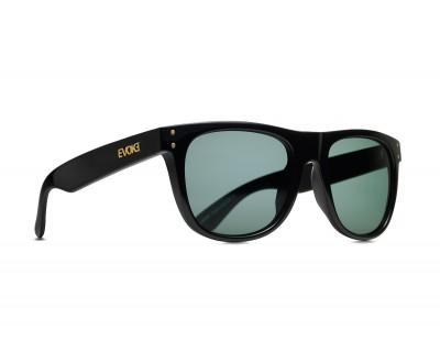 Óculos de Sol Evoke ON THE ROCKS BLACK SHINE GOLD G15 GREEN TOTAL