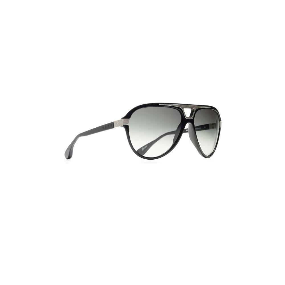 Óculos de Sol Evoke Plays Louder 08 BLACK SHINE LASER GRAY GRADIENT Ver  ampliado d423f5e4d6