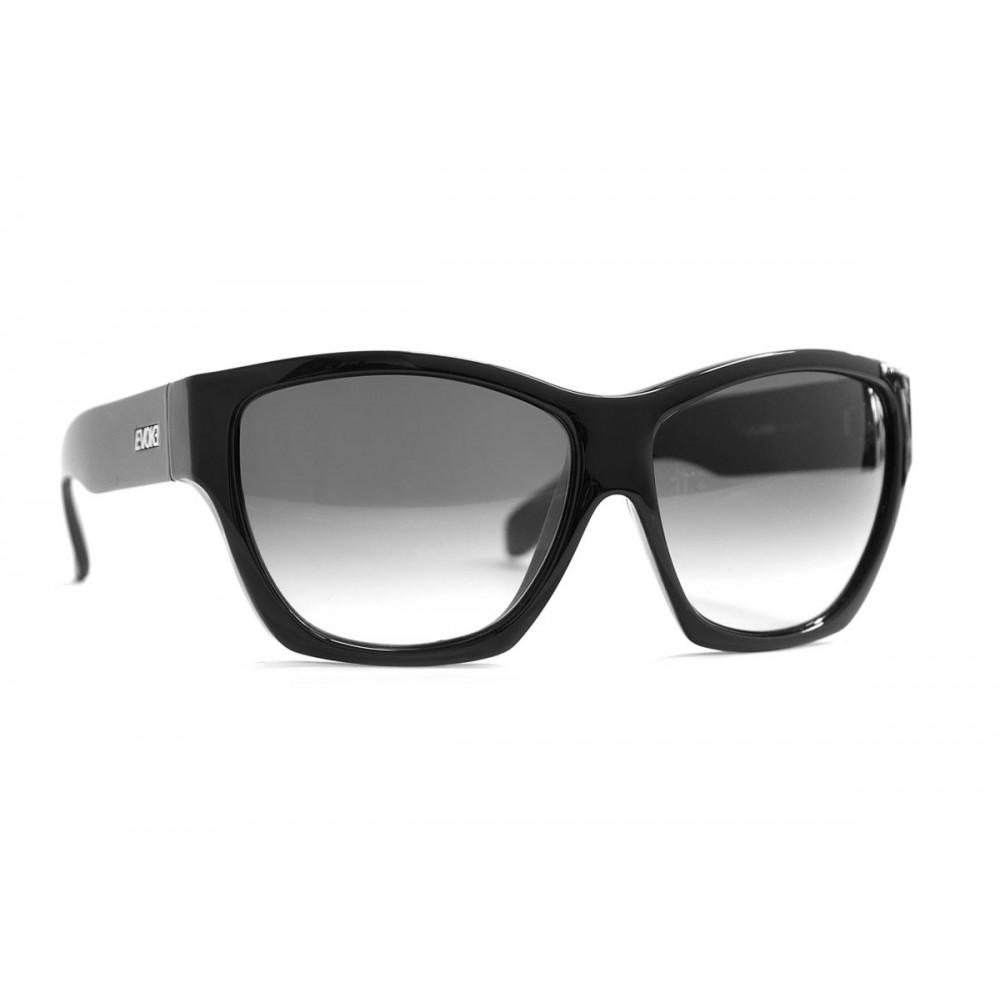 Óculos de Sol Evoke Strata Black Shine Silver Gray Gradient Ver ampliado 1434451cee
