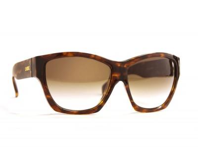 Óculos de Sol Evoke Strata Turtle Gold Brown Gradient
