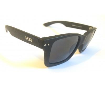 Óculos de Sol Evoke TRIGGER BLACK ECO SILVER GRAY TOTAL