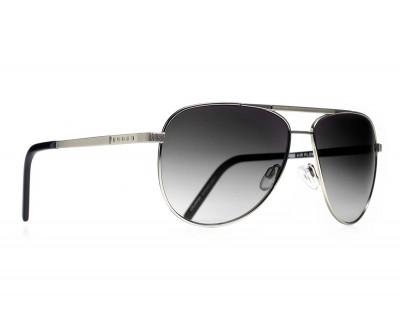 Óculos de Sol Evoke Airflow Silver Black Gray Gradient