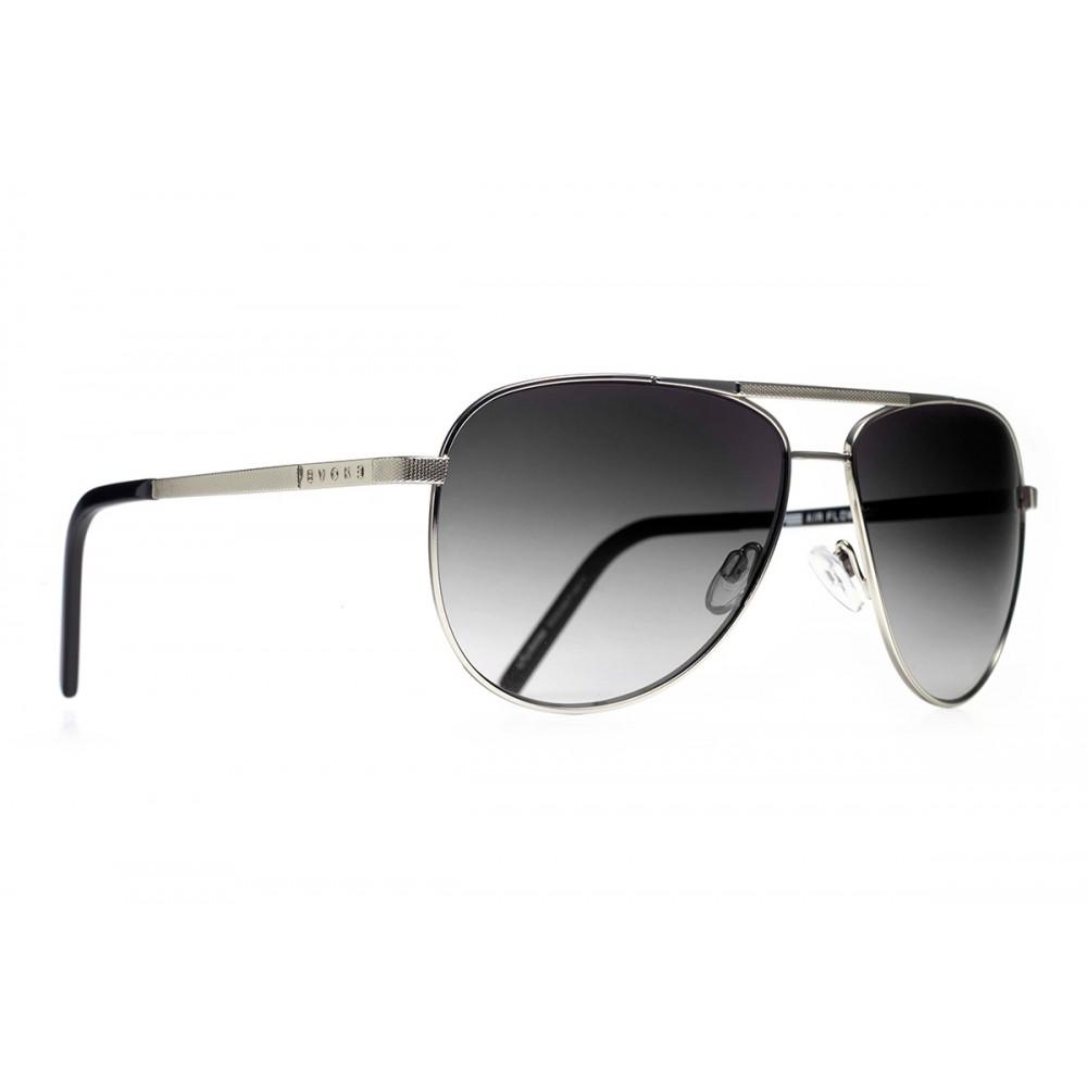 Óculos de Sol Evoke Airflow Silver Black Gray Gradient - Óticas Online 63844a7f23