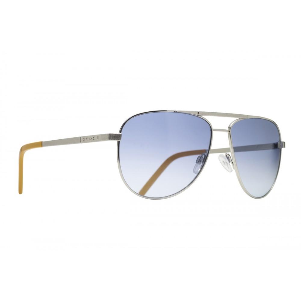 Óculos de Sol Evoke Airflow Silver Caramel Blue Gradient - Óticas Online 47c313758e