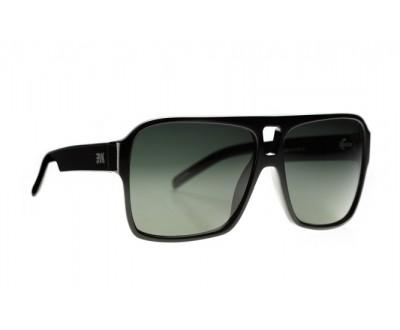 Óculos de Sol Evoke EVK 09 BLACK SILVER TOTAL (LENTE TOTAL)