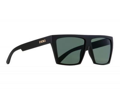 Óculos de Sol Evoke - EVK 15 NEW BLACK MATTE GOLD G15 TOTAL