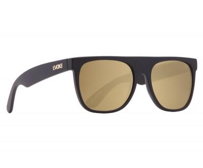 Óculos de Sol Evoke HAZE Black Matte Gold Mirror