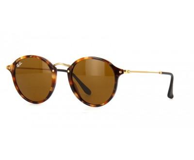Óculos de Sol Ray Ban Round Fleck RB 2447 1160 49