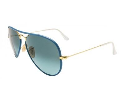 Óculos de Sol Ray Ban Aviador RB3025JM 001/4M Tam:55 e 58