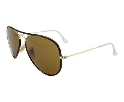 Óculos de Sol Ray Ban Aviador RB3025JM 001 58