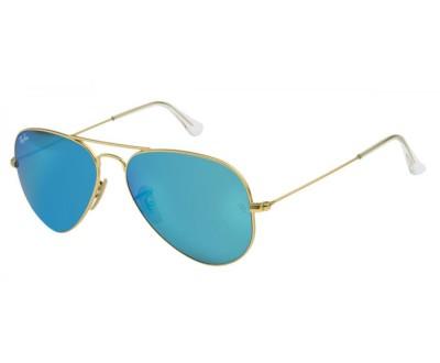 Óculos de Sol Ray Ban Aviador RB 3025 112/17 tam: 55, 58 e 62 ESPELHADO
