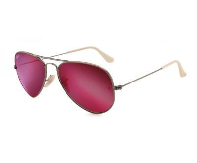 Óculos de Sol Ray Ban Aviador RB 3025 167/2K 58 ESPELHADO