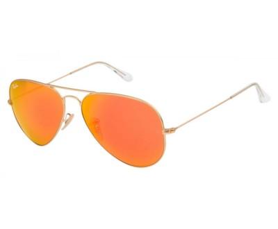 Óculos de Sol Ray Ban Aviador RB 3025 112/69 tam: 55, 58 e 62 ESPELHADO