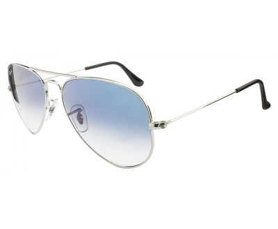 Óculos de Sol Ray Ban Aviador RB 3025 003/3F Tam: 55, 58 e 62