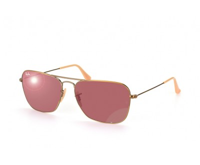 Óculos de Sol Ray Ban RB3136 167/2K TAM:58 ESPELHADO