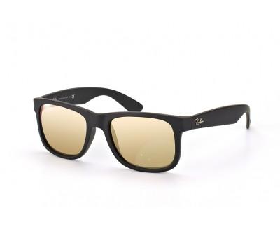 Óculos de Sol Ray Ban Justin RB 4165 622/5A (ESPELHADO)