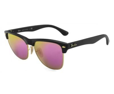Óculos de Sol Ray Ban Clubmaster RB 4175 877/4T 57 ESPELHADO