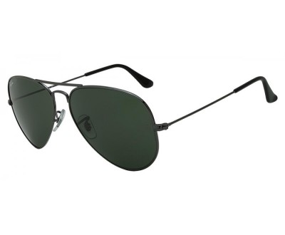 Óculos de Sol Ray Ban Aviador RB3025 W0879 TAM:58 Lentes G15