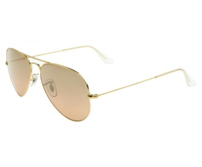 Óculos de Sol Ray Ban Aviador 3025 001/3E Tam: 55, 58 e 62