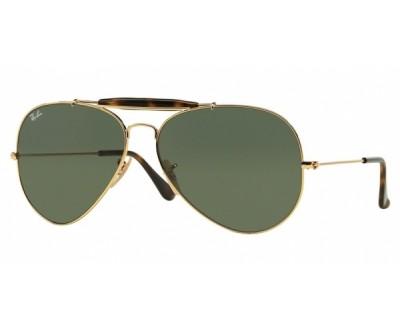 Óculos de Sol Ray Ban Outdoorsman II RB3029 181 TAM: 62