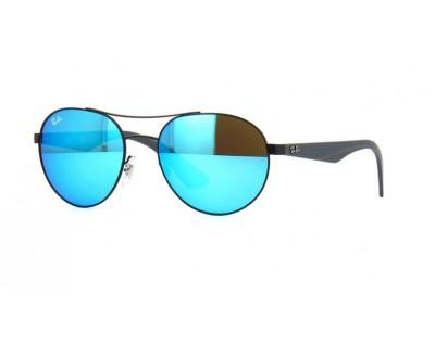Óculos de Sol Ray Ban RB 3536 006/55 55 ESPELHADO
