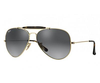 Óculos de Sol Ray Ban Outdoorsman II RB3029 181/71 TAM: 62