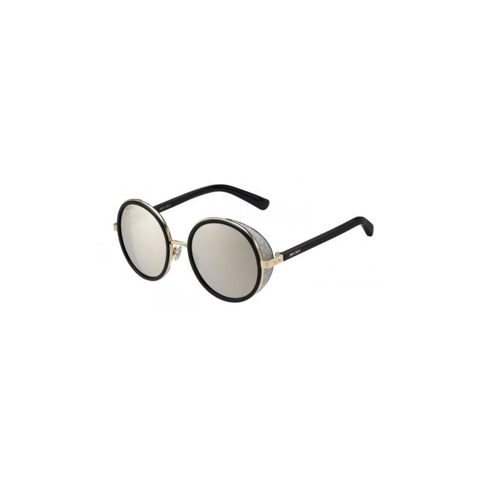 Óculos de Sol Jimmy Choo Andie J7Q M3 Lançamento - Óticas Online 5097ef83c1