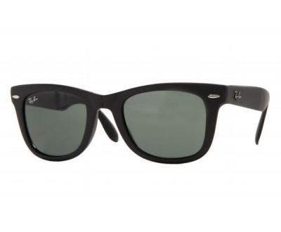 Óculos de Sol Ray ban Wayfarer Folding RB 4105 601S 54 DOBRAVEL