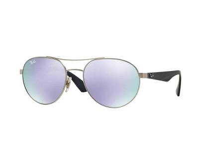 Óculos de Sol Ray Ban RB 3536 019/4V 55 ESPELHADO