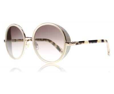 Óculos de Sol Jimmy Choo Andie J7A/NH Lançamento